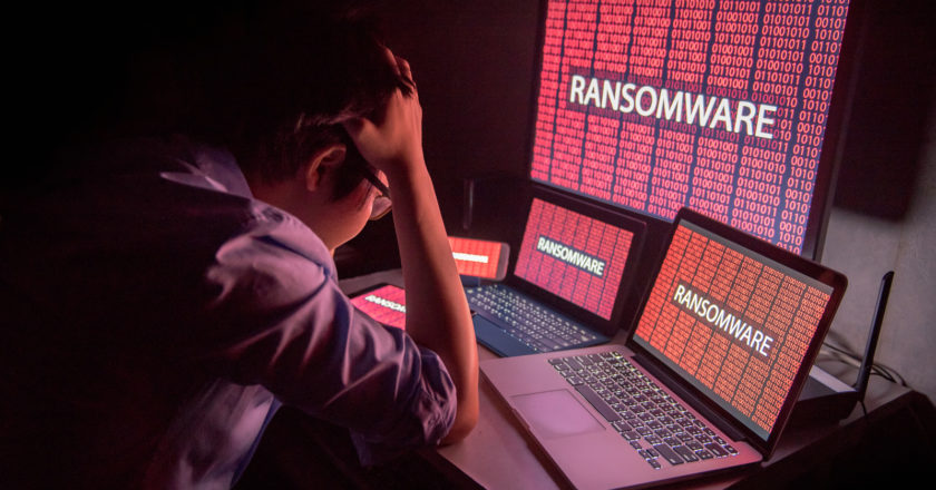 Ransomware is Still a Threat and Even the Big Guys Can Get Hit