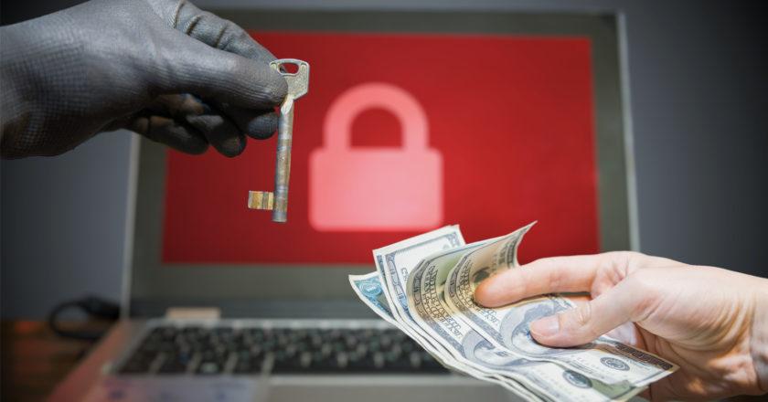 Ransomware Attacks Up 485%