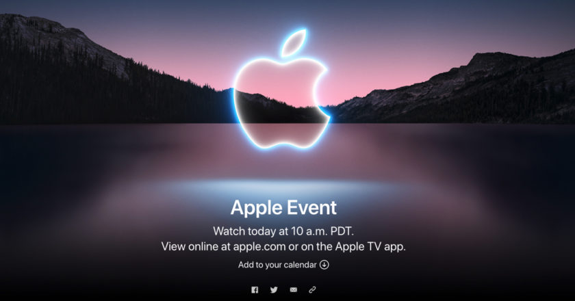 Apple Security Updates and Event Announcements